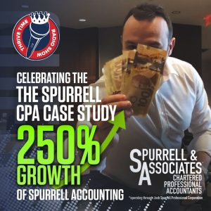 The Spurrell CPA Case Study | Celebrating the 250% Growth of Spurrell Accounting