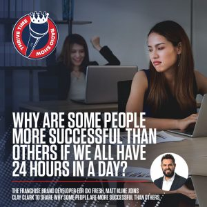 Why Are Some People More Successful Than Others If We All Have 24 Hours In a Day?