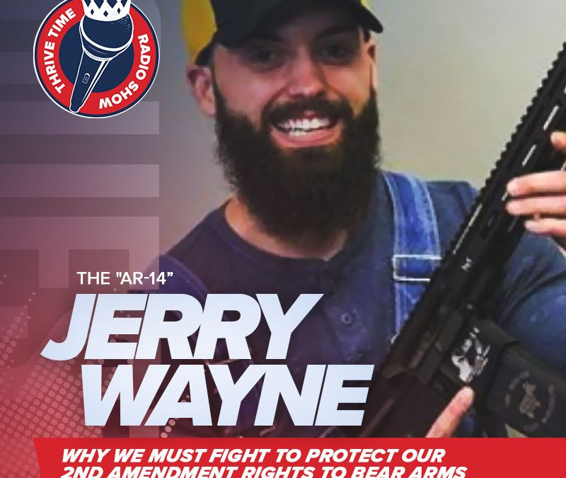 """The """"AR-14"""" Jerry Wayne 