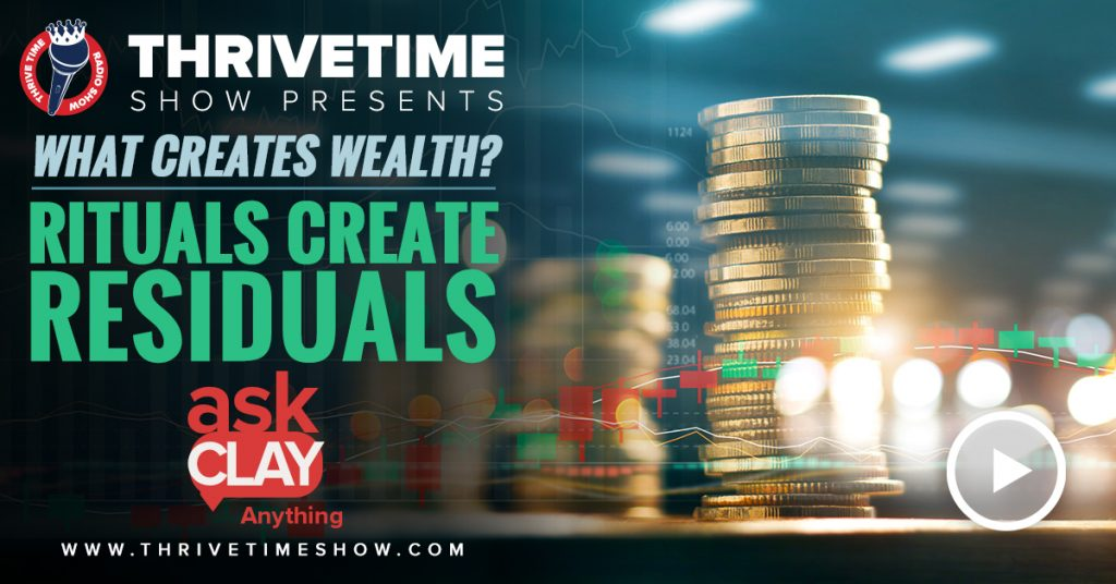 What Creates Wealth Thrivetime Show Slides