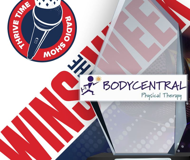 The Bodycentral Therapy and Jennifer Allen Success Story | Wins of the Week
