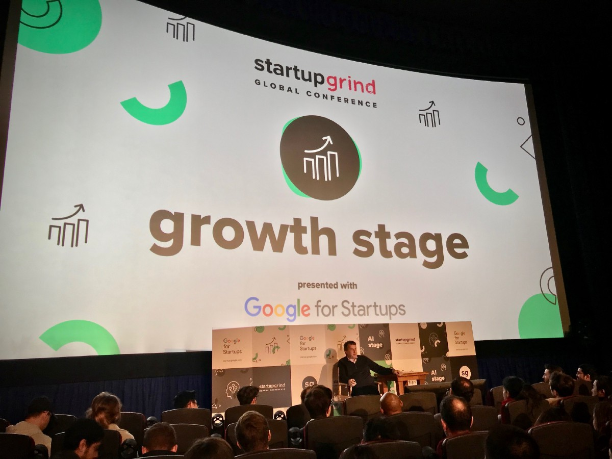 The Startup, Grind and Scale Conference 2019