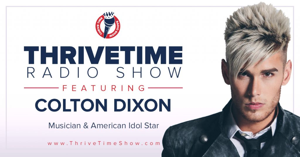 Best Rated Business Podcasts Thrivetime Show Colton Dixon