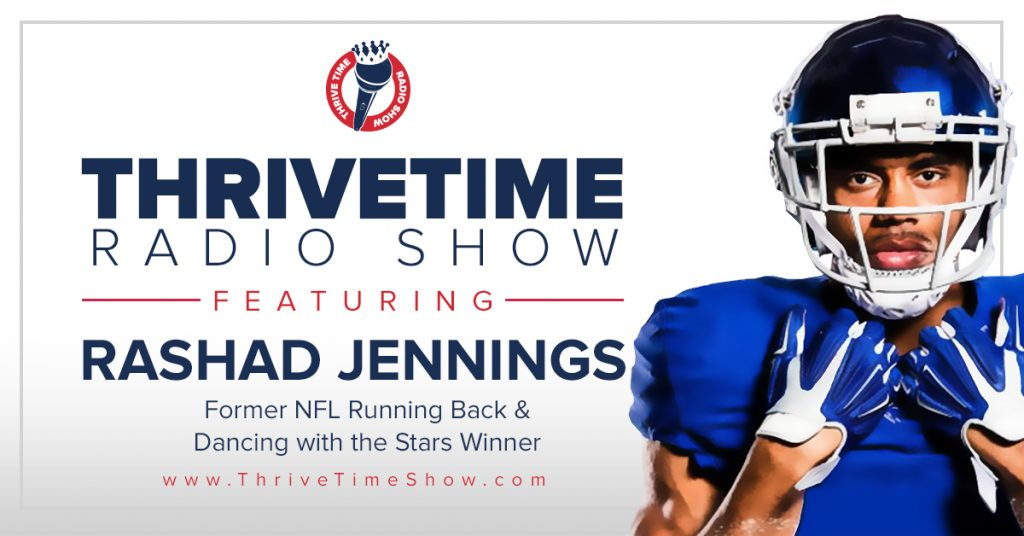 Best Rated Business Podcasts Thrivetime Show Rashad Jennings
