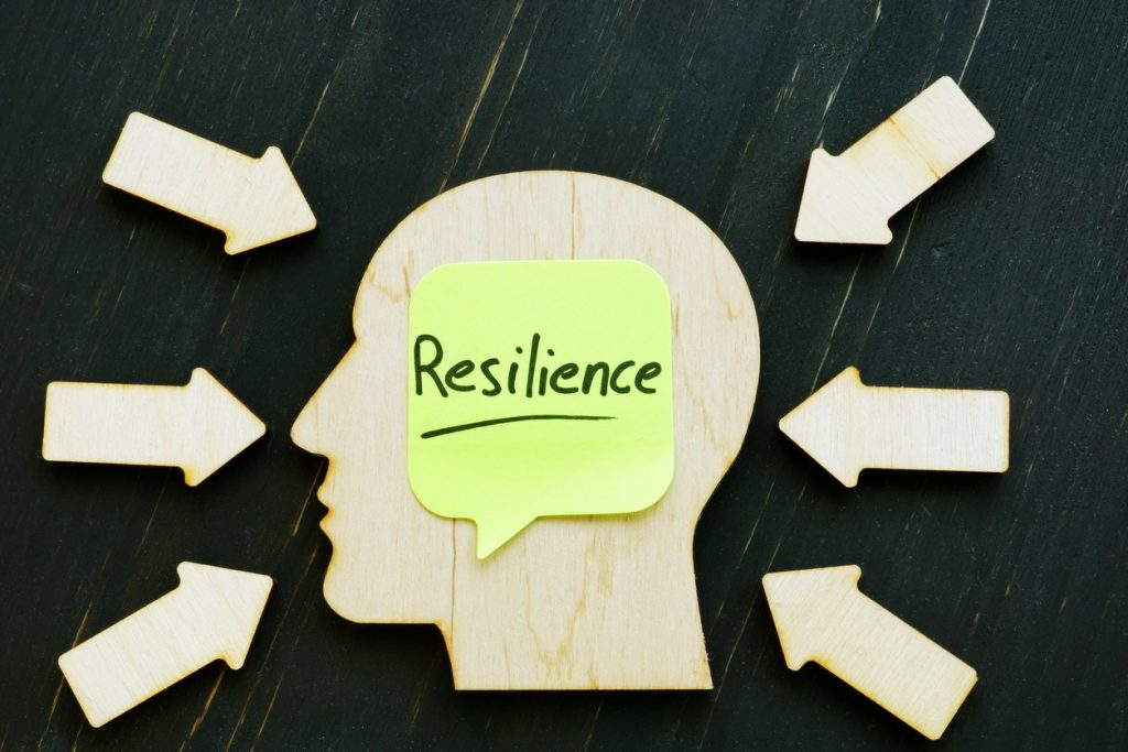 Being Resilient is Brilliant class=
