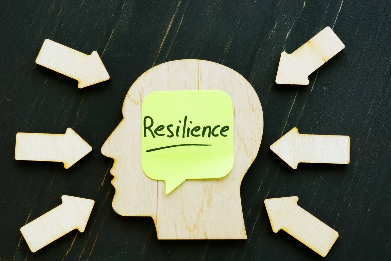 Being Resilient is Brilliant