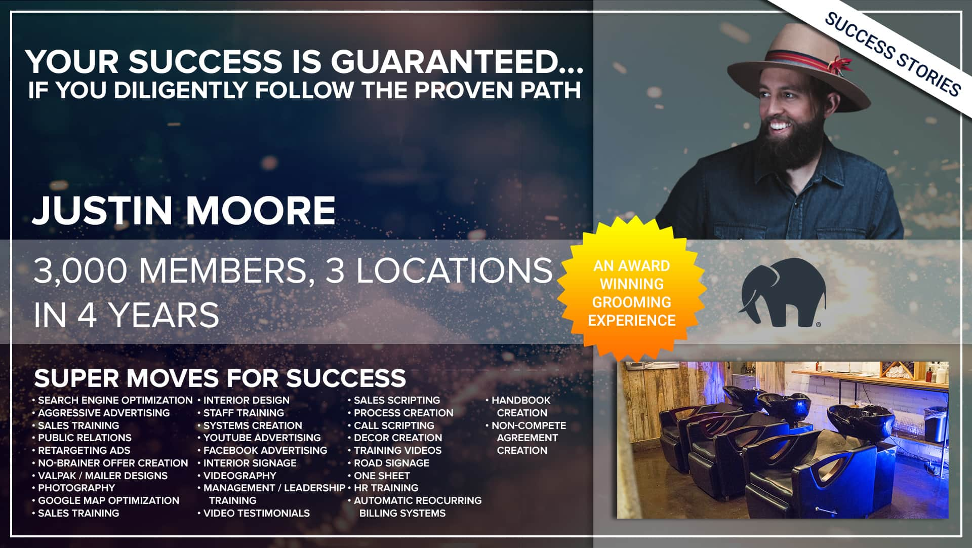 Business Coach | Success EITR - Thrive15