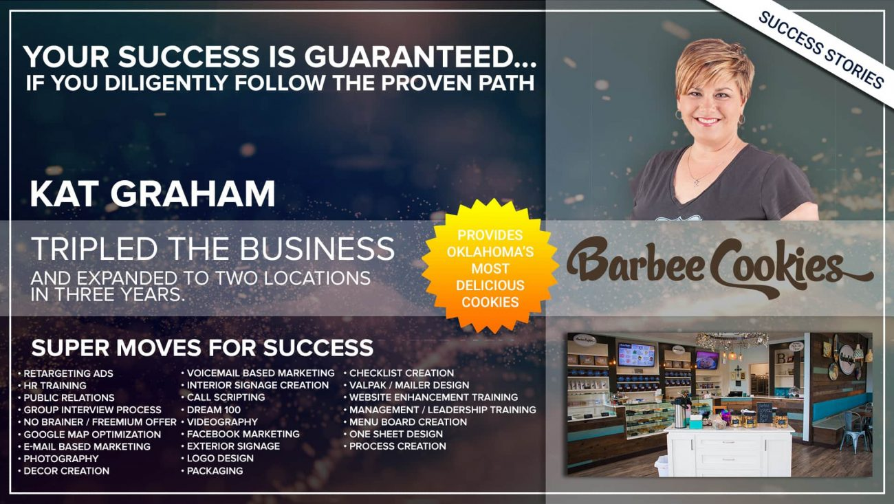 Business Coach | Success Kat Graham - Thrive15