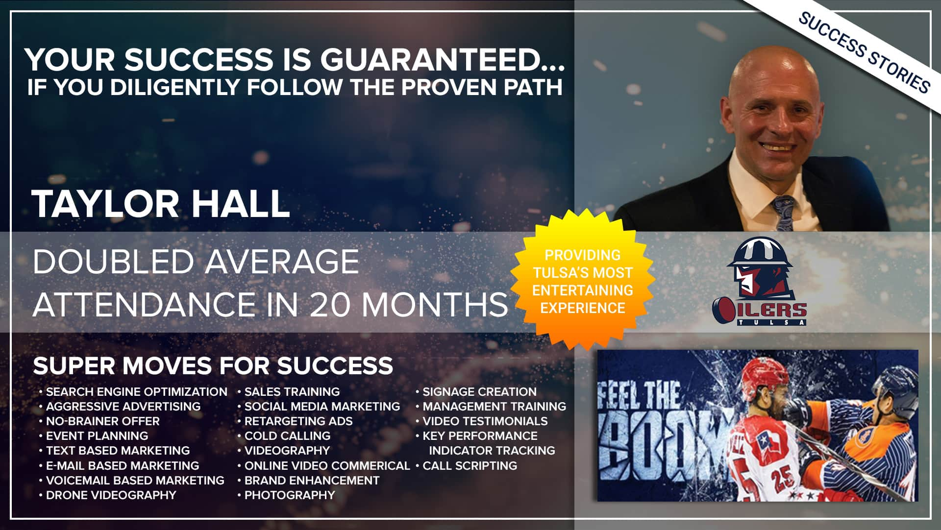Business Coach | Success Taylor Hall - Thrive15