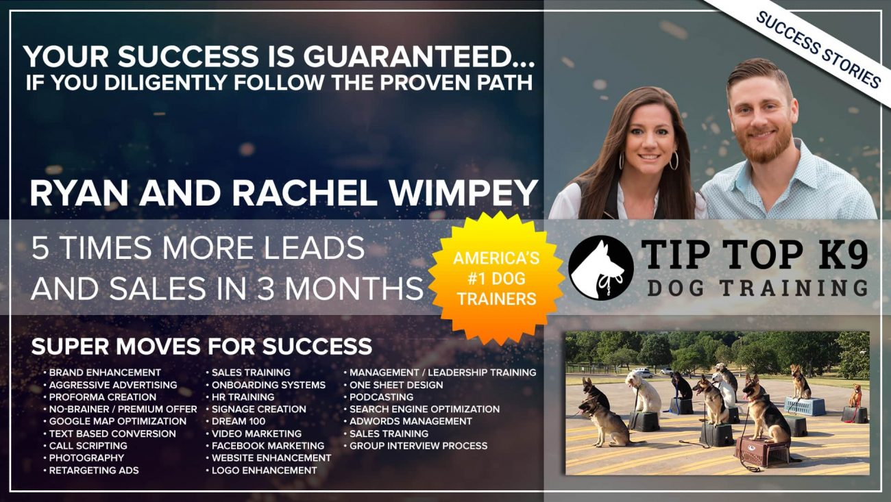 Business Coach | Success Tip Top K9 - Thrive15