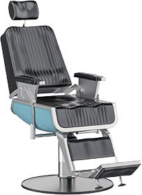 Business Coach Brand Barber Chair