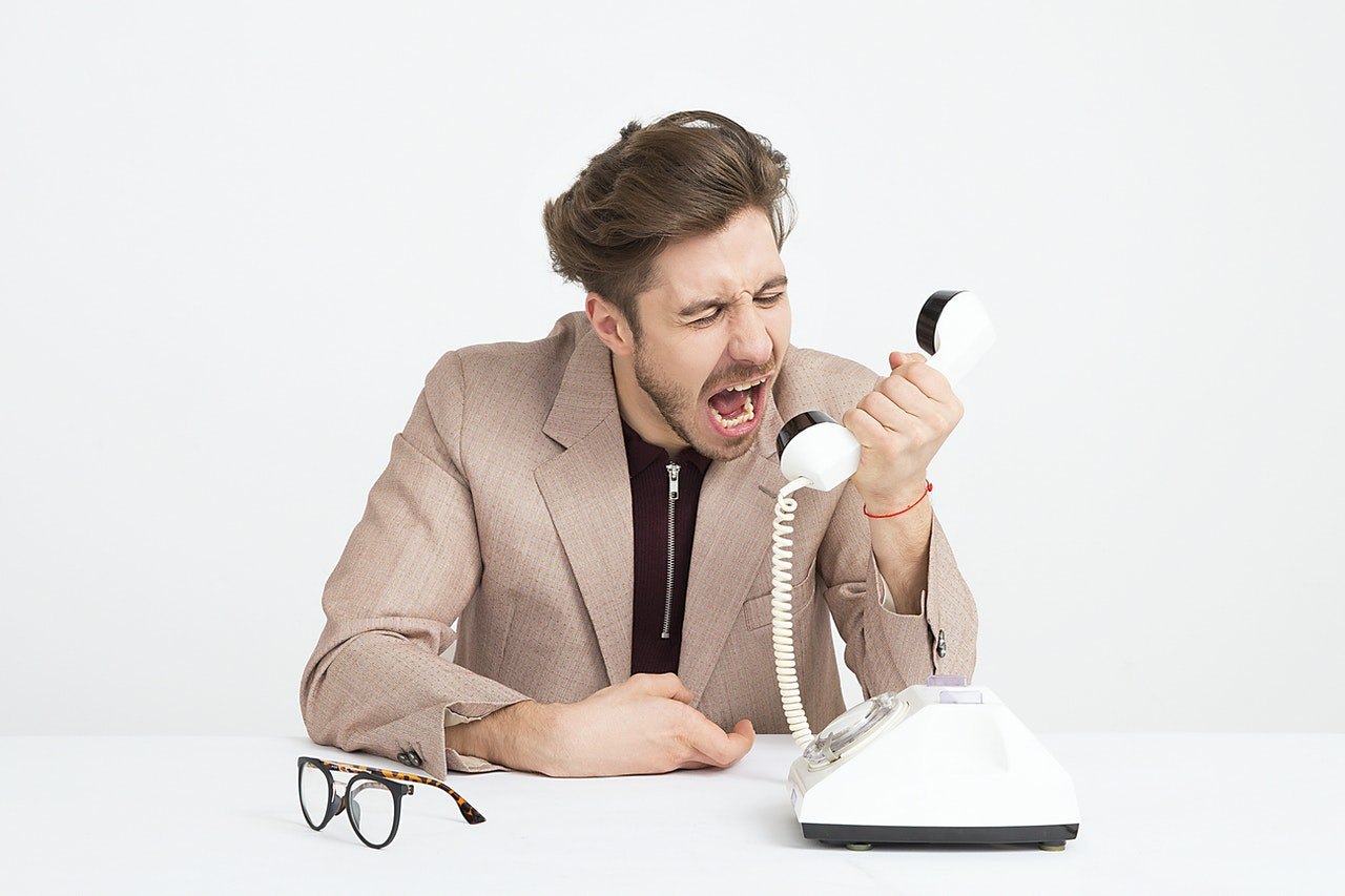 Don't Dwell – Pick Up the Phone Again