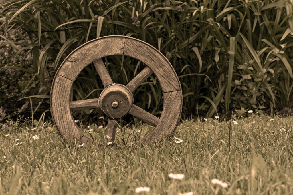 Don't Reinvent the Wheel class=