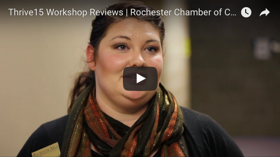 Business Coach | Rochester Chamber of Commerce