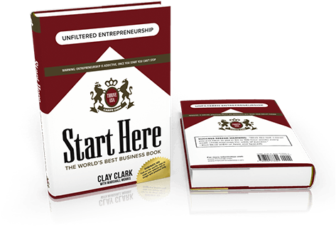 Business Coach Start Here Cover O