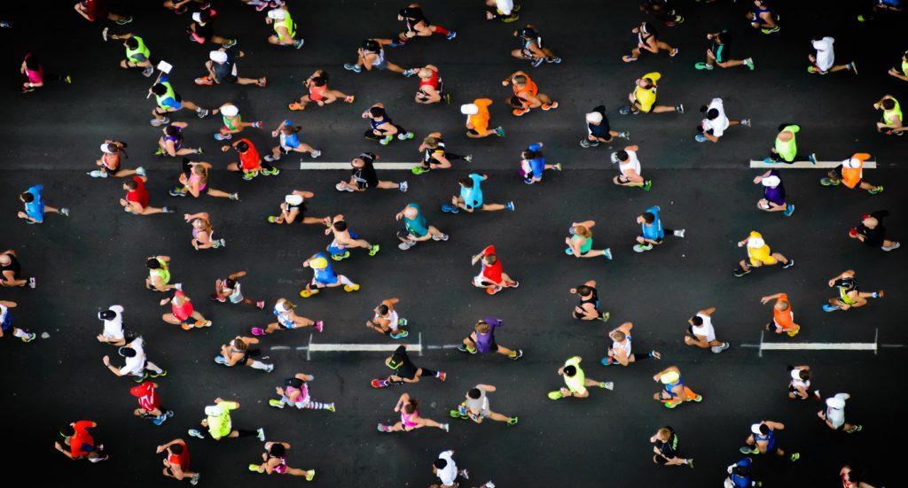 Life is not a Sprint; It's a Marathon class=