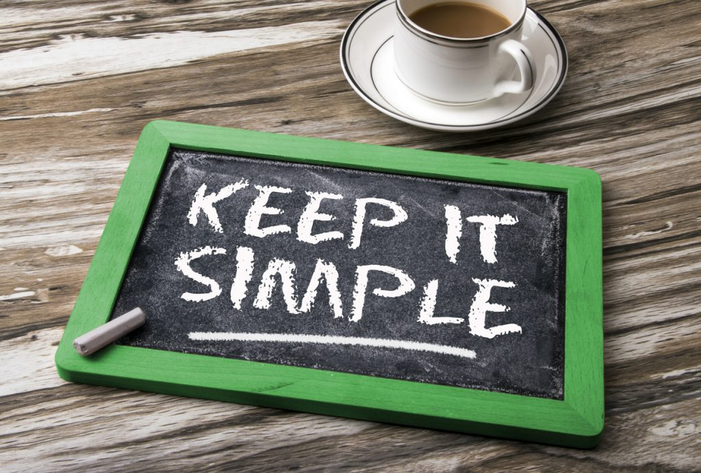 Keep It Simple class=