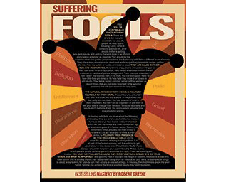 Business Podcasts Free Resources Mastery Suffering Fools Infographic