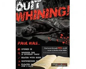 Business Coaching Free Resources Quit Whining Poster