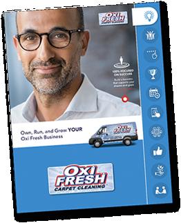 Business Coaching Oxifresh Franchise Report