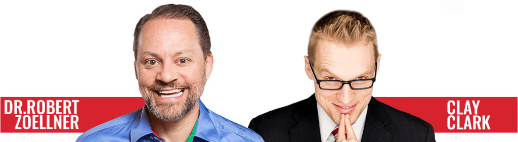 Meet The Owners Who Built ThrivetimeShow.com - Clay Clark & Dr. Robert Zoellner