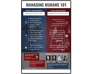 Business Podcasts Thrivetime Show Poster Managing Humans 101