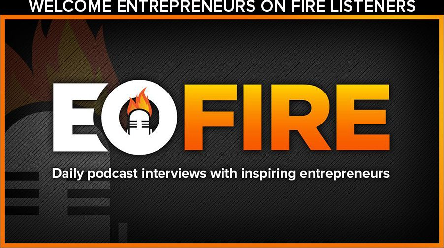 Business Podcasts Welcome Eofire Header