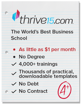 Business School Comparison Thrive15