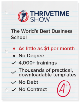 Business School Without the B.S. | Thrivetime Show - Business School Comparison