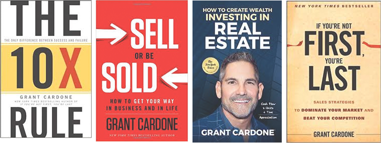 Thrivetime Show | Top podcast Guests | Cardone Books