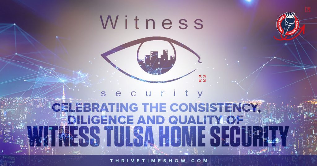 Facebook Celebrating Witness Security Thrivetime Show