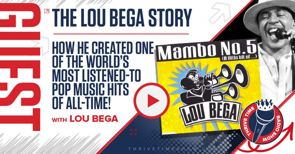 Facebook The Lou Bega Story Thrivetime Show Slides