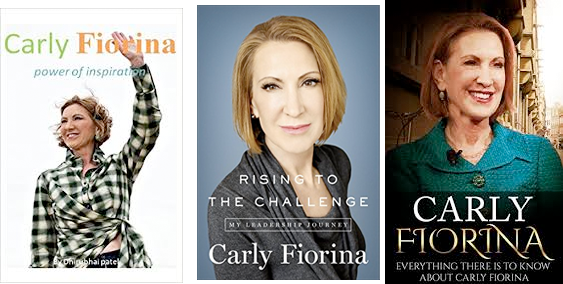 Carly Fiorina on the Thrivetime Show Business Podcast