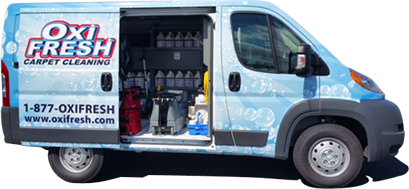 Oxifresh Franchise Van