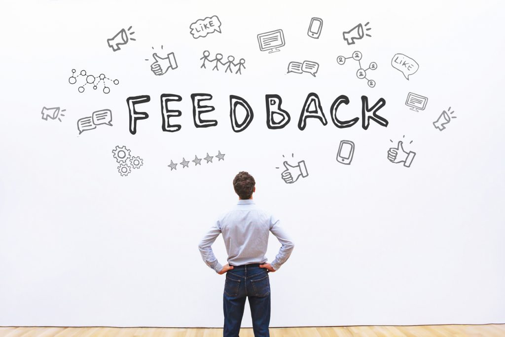 Do You Know What To Do With Feedback? class=