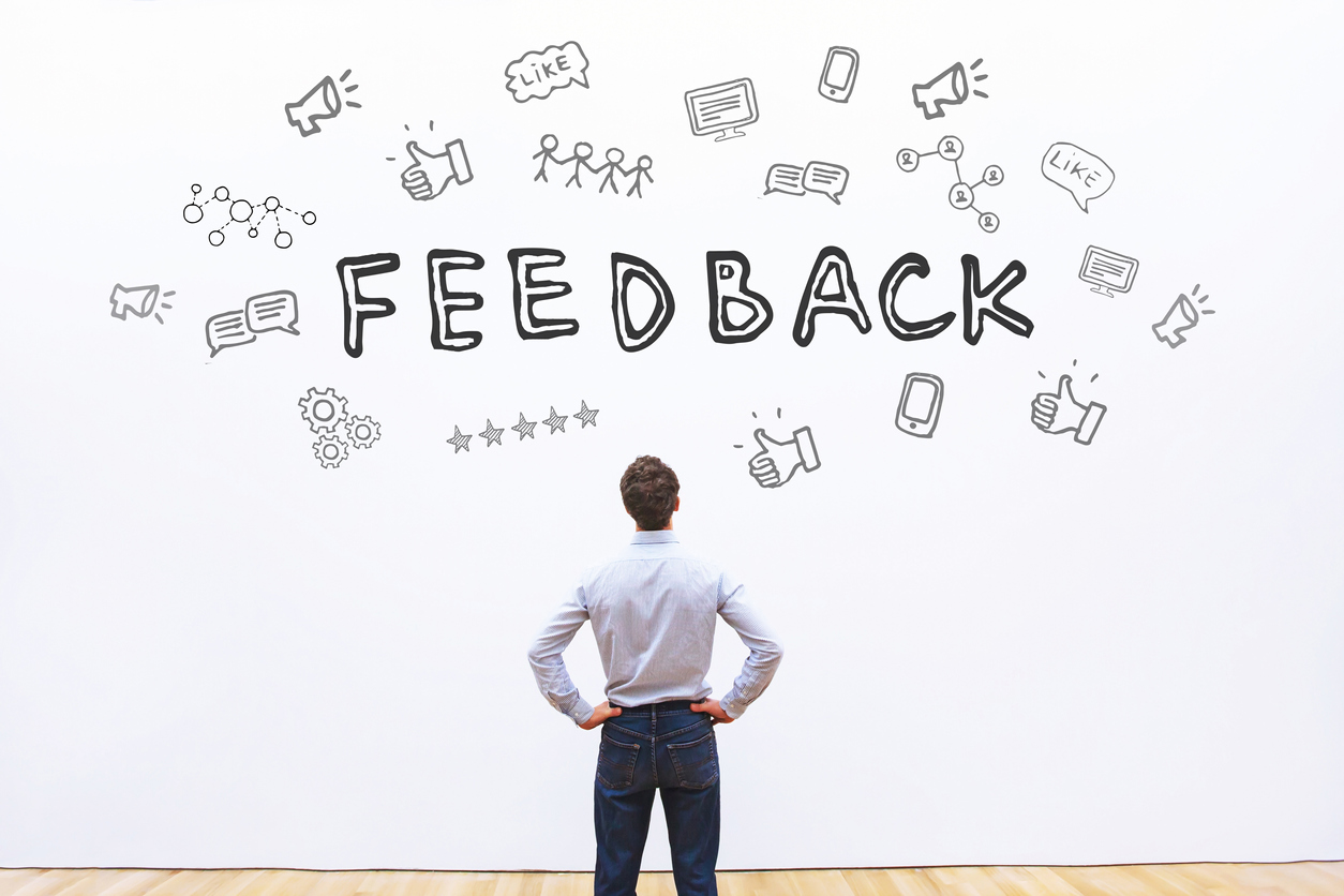 Do You Know What To Do With Feedback?
