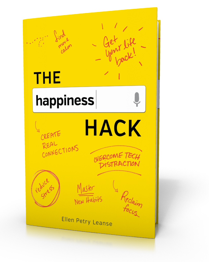Best Podcasts for Entrepreneurs | The Happiness Hack Author Ellen Petry Leanse on the Thrivetime Show Podcast