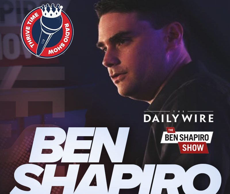 Equal Opportunity Versus Equal Outcome with Ben Shapiro