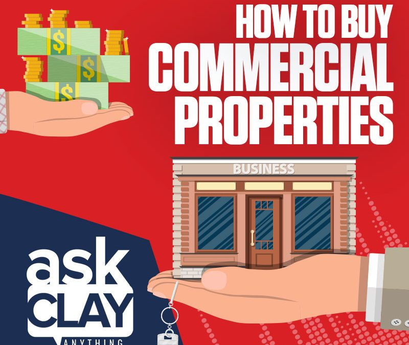 How to Buy Commercial Properties, How to Protect Your Business's Name, Paying Your Wife, Golden Handcuffs, etc.