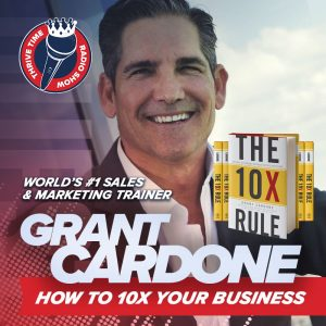 Grant Cardone on If You're Not Going to Fight For It You're Not Going to Have It and Going from Being a Drug Addict to Becoming the $300 Million Dollar Man