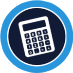Water Calculator Icon